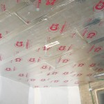 Suspended Ceiling Insulation